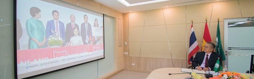AIT, Van Lang University, Vietnam ink agreements to launch International Bachelor's-Master's Unified Program and PhD Scholars Program