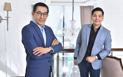 Father-son DBA duo credit School of Management for their company's upward growth