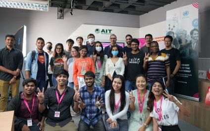 Hult Prize promotes social entrepreneurship in students of AIT