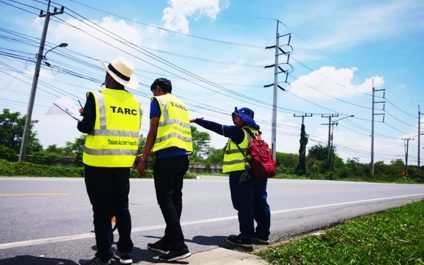 Leading traffic expert at AIT advises on road safety measures in Thailand