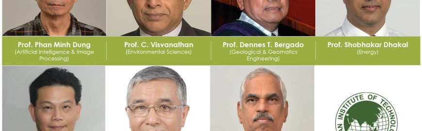 Seven AIT faculty researchers are amongst world's top 2% scientists in their respective fields