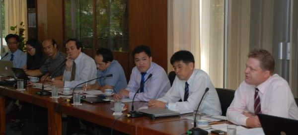 Mekong River Commission and AIT have over a hundred years of work in the region