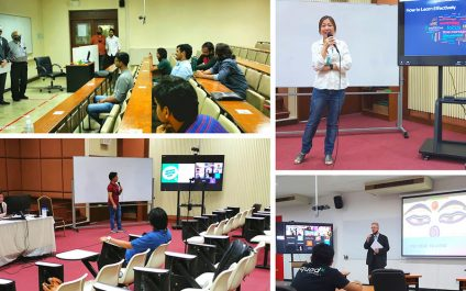 """""""Friday TikTalk Series"""" connects new students abroad to AIT campus life"""
