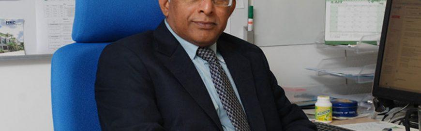 AIT Prof. Chettiyappan Visvanathan Receives IconSWM-CE Lifetime Achievement Award