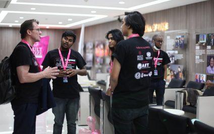 First Hult Prize Bangkok Impact Summit Held at AIT