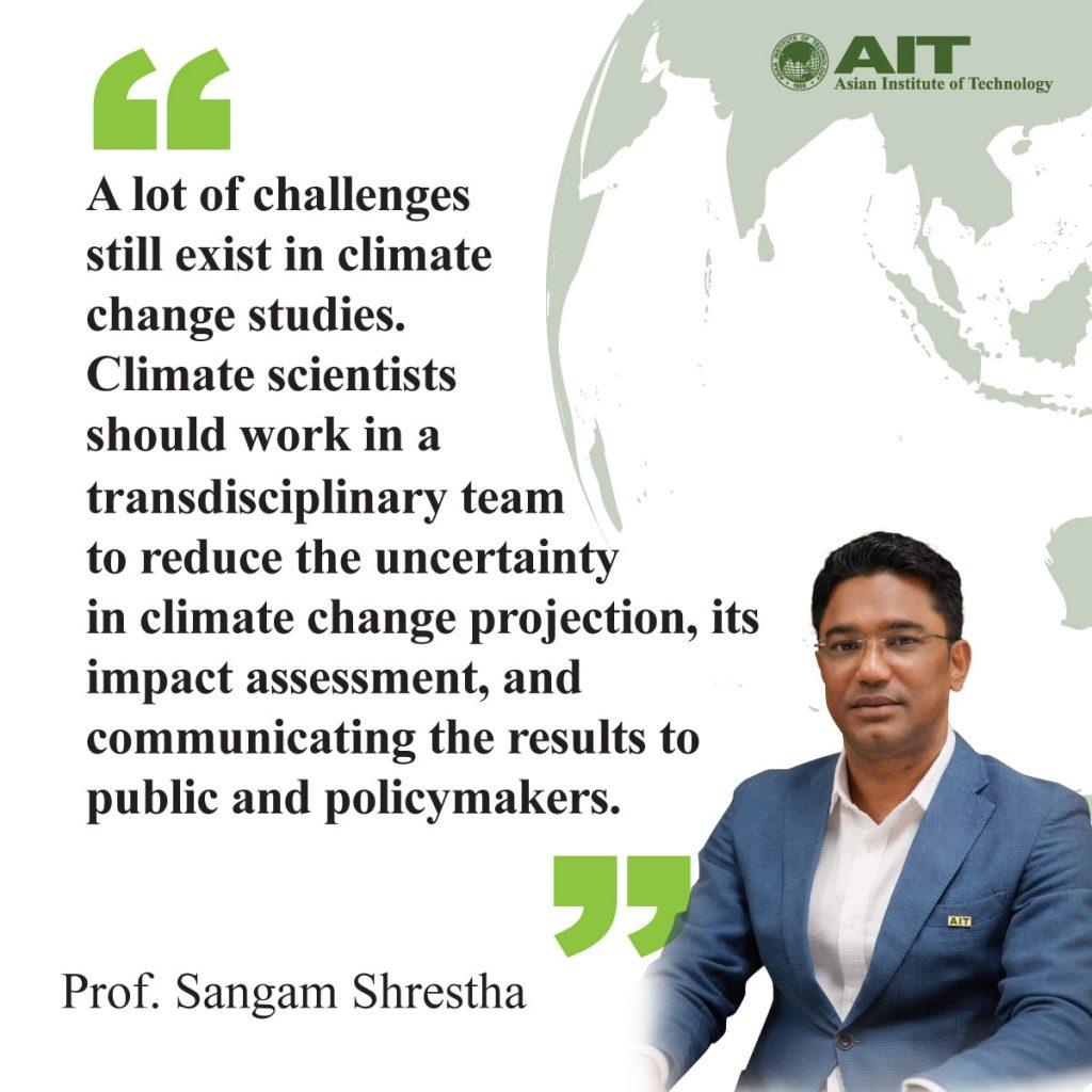 Prof. Sangam Shrestha