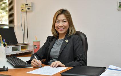 Appointment of Associate Dean in SET, Dr. Chutiporn Anutariya