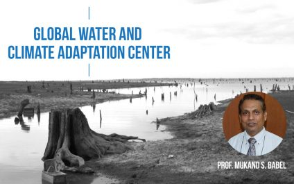 New project receives €2.8M grant from DAAD Germany to study water security and climate change