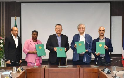 AIT and iGroup signs MoU and MoA to initiate several innovative initiatives