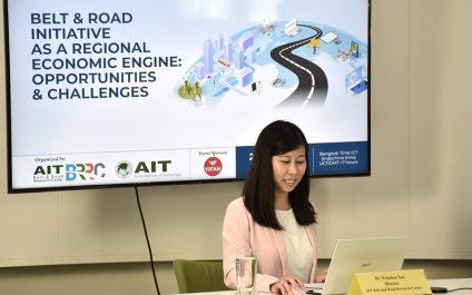 BRI as Win-Win Regional Economic Engine