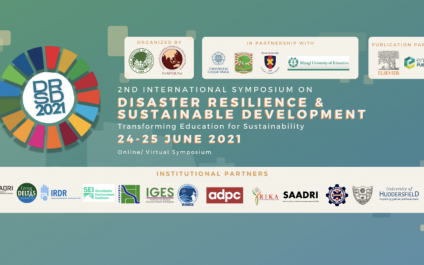 Multi-Hazard Resilience and Sustainability prioritized at DRSD 2021