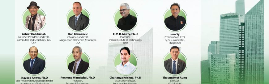 Future-Proofing Our Built Environment: AIT Tech Talks Provides Glimpse of the Future on Structural Engineering