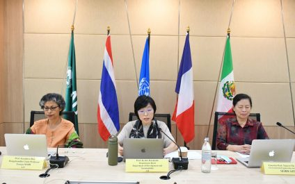 Women and Girls Around the World Inspired by AIT Faculty for Careers in Science