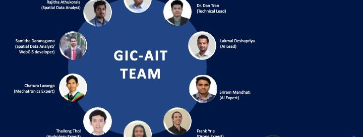 UNEP and Google hunt for plastic pollution with machine learning supported by AIT