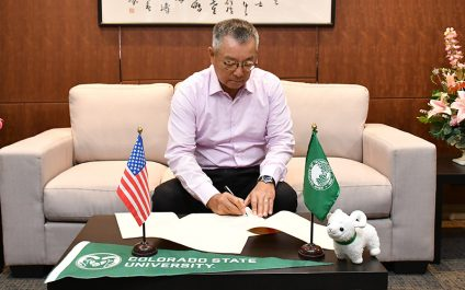 AIT – Colorado State University, USA partner for Int'l Dual Degree Master's Programs in Engineering
