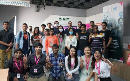 Hult Prize promotes social entrepreneurship in students of AIT