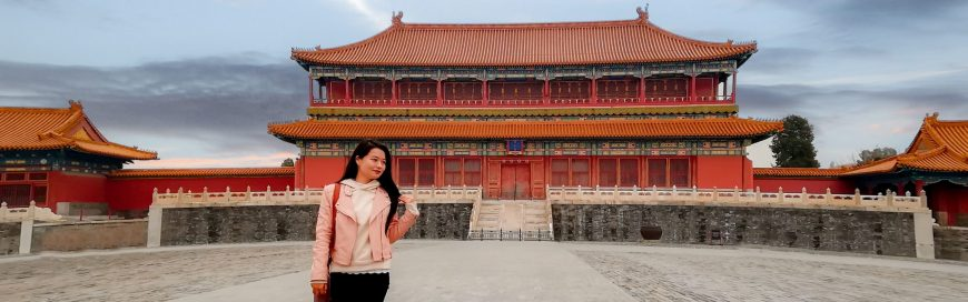 Student Exchange Experience with Tsinghua University in China