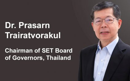 AIT Alumnus Appointed as Chairman of SET Board of Governors