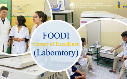 Foodi Erasmus+ project launches Food Innovation, Nutrition, and Health (FINH) academic program at AIT