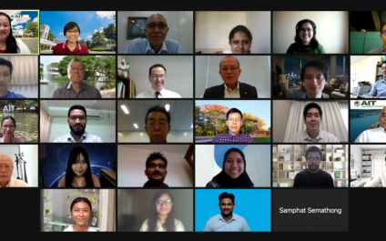 The Fifth Batch of KURITA Scholarship Recipients Awarded in Virtual Event