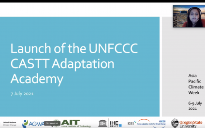 New Center and Adaptation Academy Launched by AIT and Global Partners to Tackle Climate Change