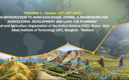 Farm and Manage Land Smarter: AIT provides trainings on tools and applications for Agro-Ecological Zoning