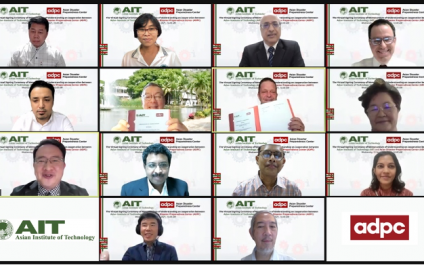 AIT and ADPC Strengthen Disaster Preparedness and Climate Resilience for the Region through MoU