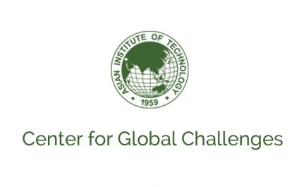 AIT receives donation towards the AIT Centre for Global Challenges
