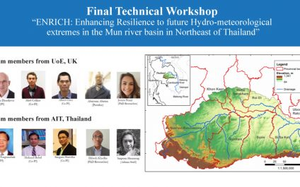 Research Findings by AIT and UNEXE Offer Adaptation Strategies for Thai Farmers Relying on the 'Mun' River
