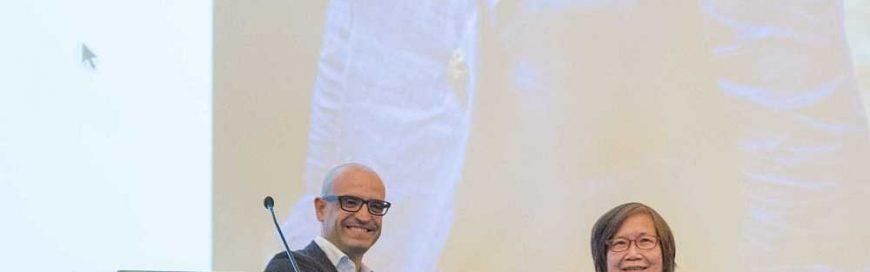 Prof Kanchana honored with prestigious Jonathan B Postel Service Award