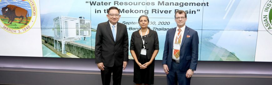 'Water Resources Management in the Mekong River Basin' project launch
