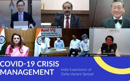 COVID-19 Crisis Management: First Global Challenge Addressed by AIT Centre for Global Challenges