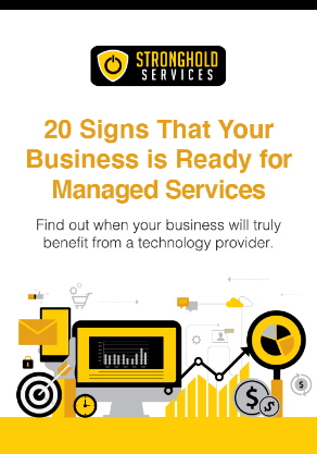 LD-Stronghold-20-Signs-That-Your-Business-eBook-Cover
