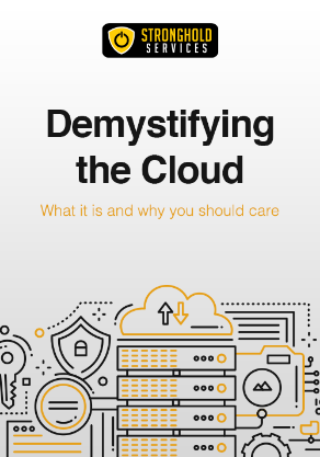 LD-Stronghold-Demystifying-the-Cloud-eBook-Cover