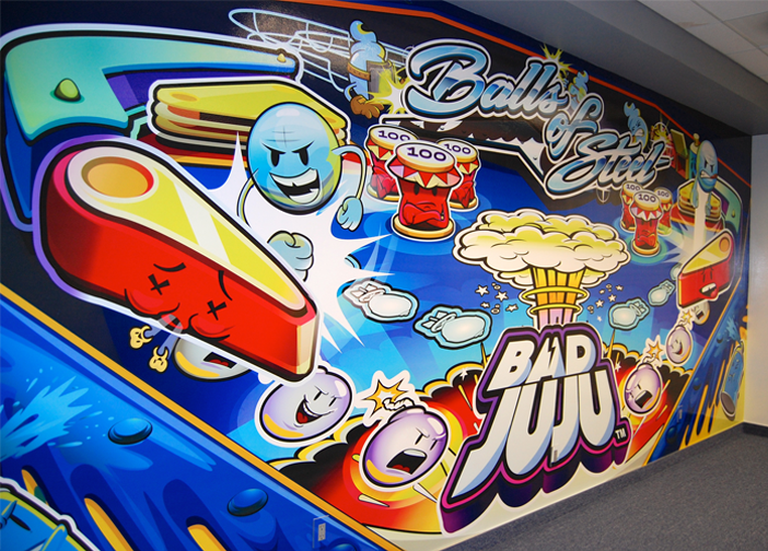 wall wrap, wall mural, wall graphics