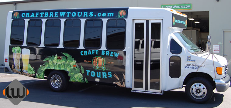 car wrap, vehicle graphics, digital print wrap, vehicle wrap, fleet graphics, shuttle wrap