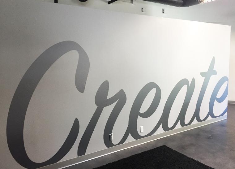 wall decal, wall wrap, wall graphics, wall mural