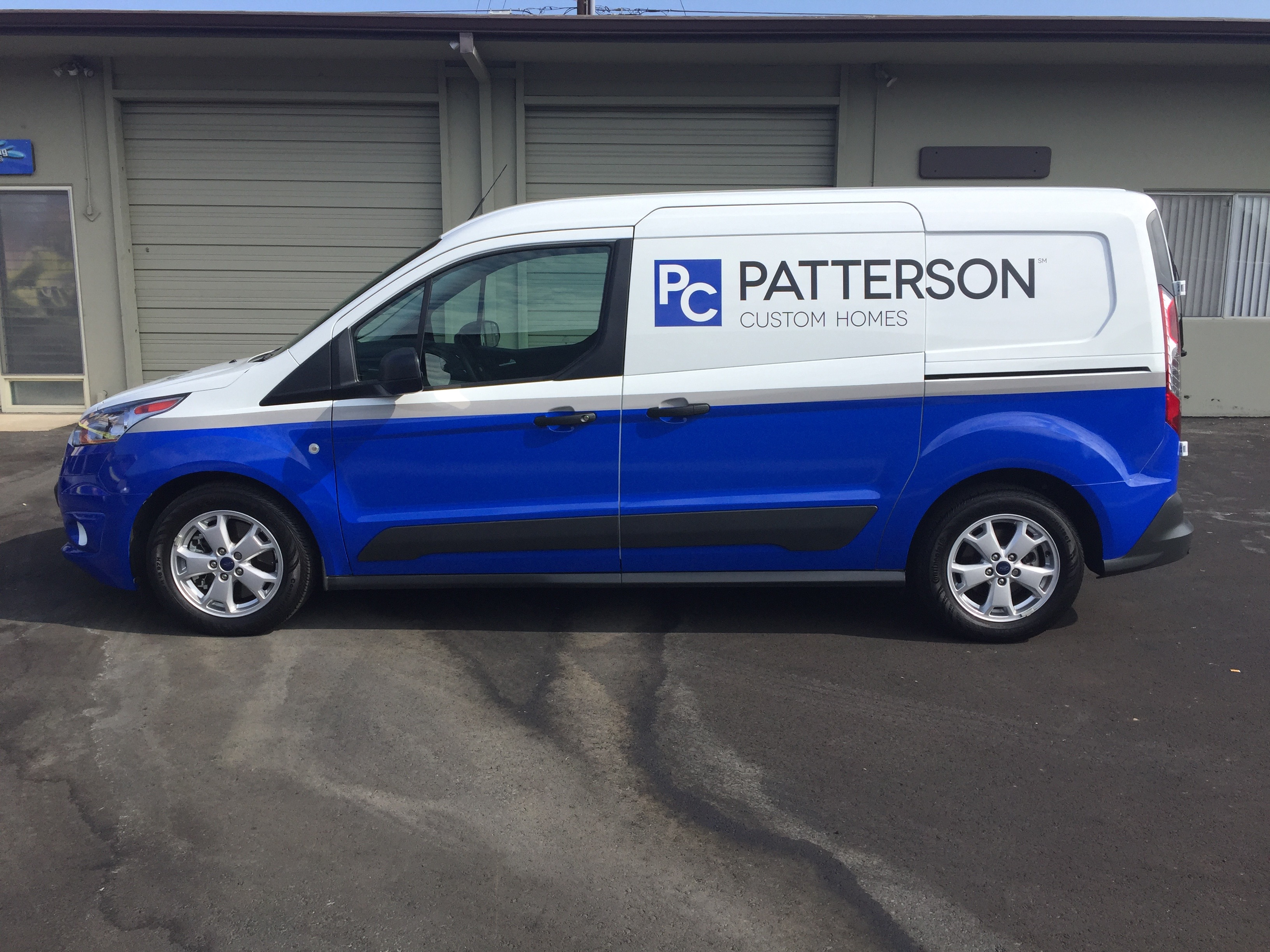 van wrap, car wrap, partial wrap, vehicle graphics, fleet graphics
