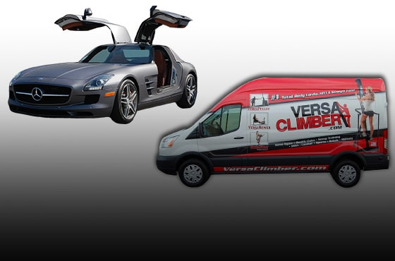 vehicle wraps Costa Mesa