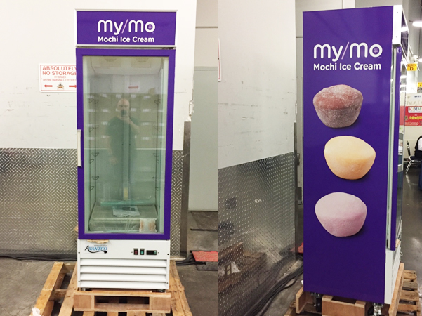 freezer wrap, fridge wrap, freezer graphics