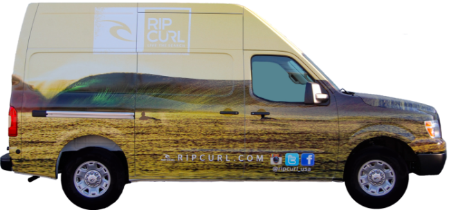Vehicle Wraps - Costa Mesa, Irvine, Tustin | Lucent Graphic