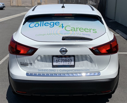 partial wrap, vehicle wrap, car wraps, fleet graphics, vehicle window graphics