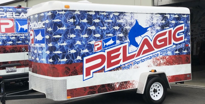 trailer wrap, trailer graphics, trailer decals, vehicle graphics