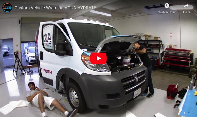 AQUA-HYDRATE-Custom-Van-Wrap
