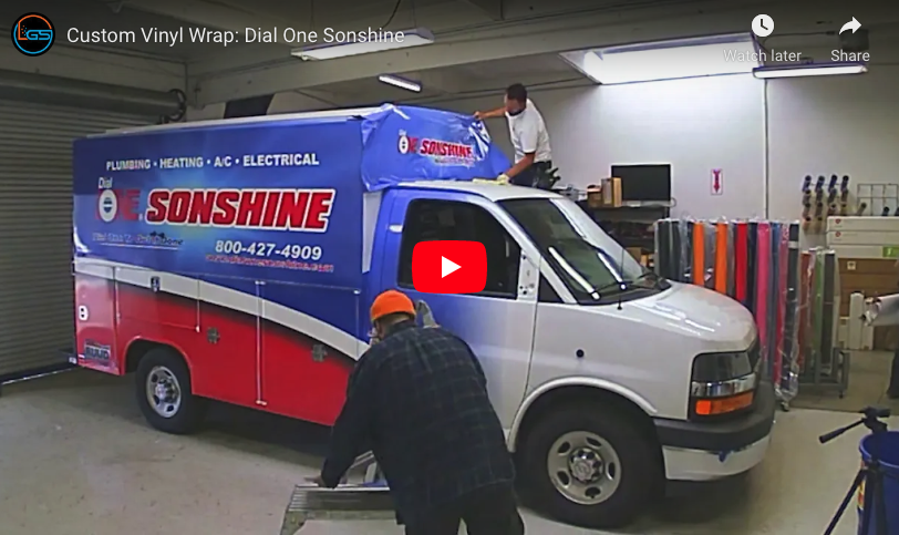 Dial-One-Sonshine-Utility-Box-Truck-Wrap
