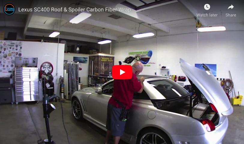 Lexus-Carbon-Fiber-Roof-Spoiler-Wrap