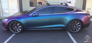 How much does a solid car wrap cost | Lucent Graphic Solutions