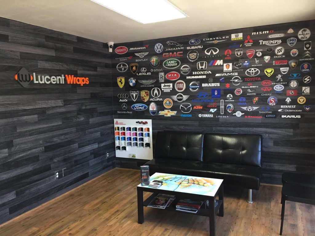 wall wrap, wall mural, wall graphics, office wall wrap