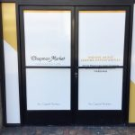 window wrap, window graphics, window decal, storefront graphics