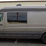 car wraps, vehicle wraps, color change wrap, custom wraps, Sprinter van wrap